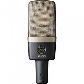 Microphone de studio et d'enregistrement