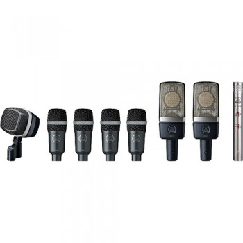Microphone pour instrument