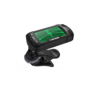 CLIP-ON TUNER/MÉTRONOME