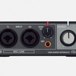 RUBIX22 Interface Audio
