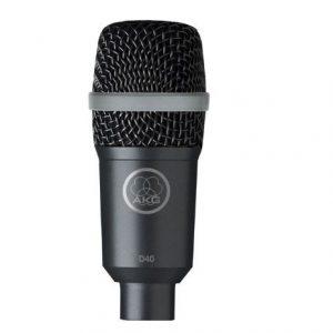 Microphone professionnel D40   L'Oreille Musclée Centre musical