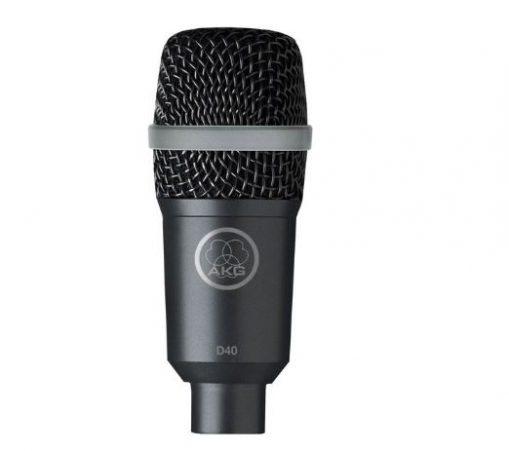 Microphone professionnel D40 | L'Oreille Musclée Centre musical