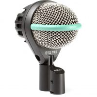 Microphone professionnel D112 MkII | L'Oreille Musclée Centre musical