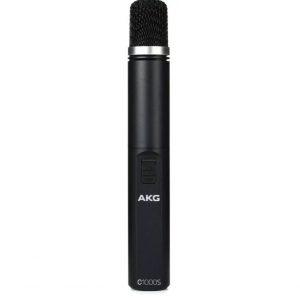 Microphone à petite cloison C1000   L'Oreille Musclée Centre musical