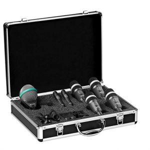 Kit de microphones concert AKG | L'Oreille Musclée Centre musical