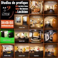 Studios de pratique En SOLO à la carte