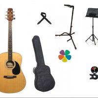 Ensemble instrument et accessoires